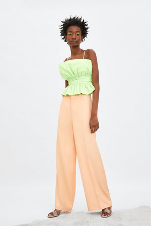 Zara Pantalón ancho edición limitada