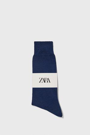 Zara Calcetín mercerizado premium
