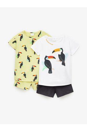 Zara Pack dos pijamas tucanes