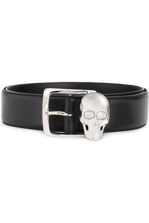 Philipp Plein Hombre Cinturones - Skull belt