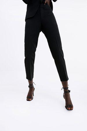 43f59138aa Pantalones Y Jeans de mujer Zara el ¡Compara ahora y compra al mejor ...