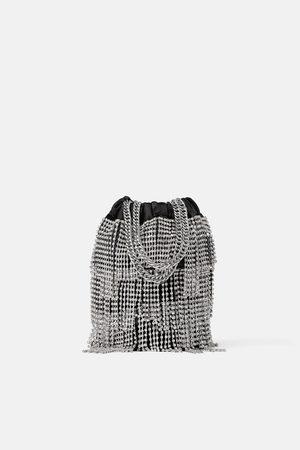 Zara Mujer Bolsas - Bolso saco joya