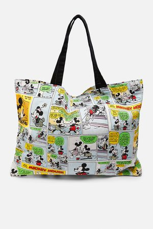 Zara Bolso shopper mickey mouse © disney