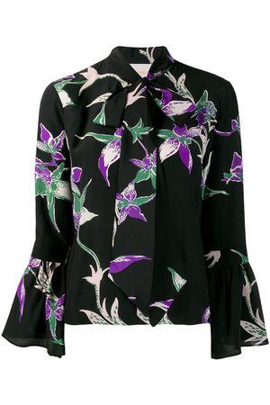 La DoubleJ Camisa con estampado floral