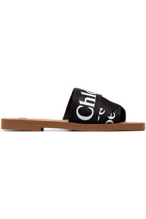 Chloé Mujer Flip flops - Flip flops Woody