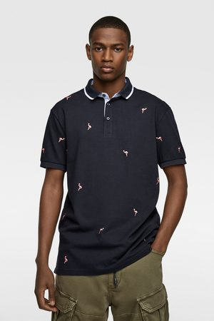 Zara Polo bordados