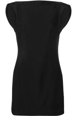 Calvin Klein Vestido corto con espalda descubierta