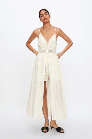 9a8e6dd5b0 De Encaje de mujer Zara vestidos dress ¡Compara ahora y compra al ...