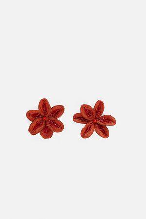 Zara Pendientes flor