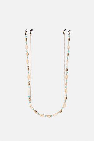 Zara Pack 2 cordones gafas conchas