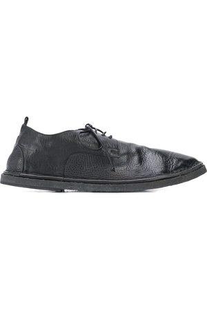 MARSÈLL Zapatos derby con efecto envejecido