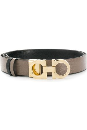 Salvatore Ferragamo Chunky buckle belt