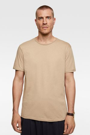 Zara Camiseta deluxe color