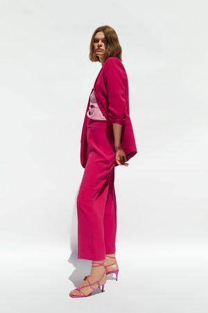 Zara Pantalón culotte