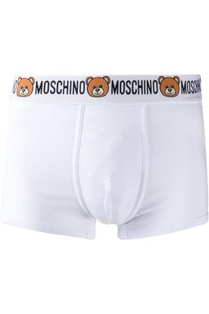 Moschino Calzoncillos con logo en la cinturilla