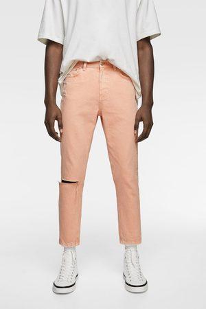 Zara Jeans slim color