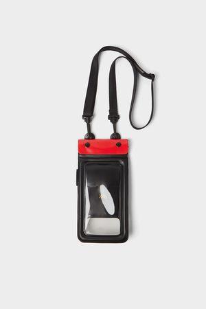 Zara Funda porta teléfono impermeable