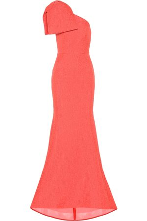 Rebecca Vallance Francesca one-shoulder gown