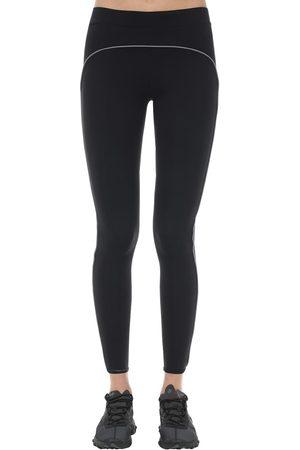 A-cold-wall* Mujer Leggings y treggings - Leggings Stretch Con Estampado