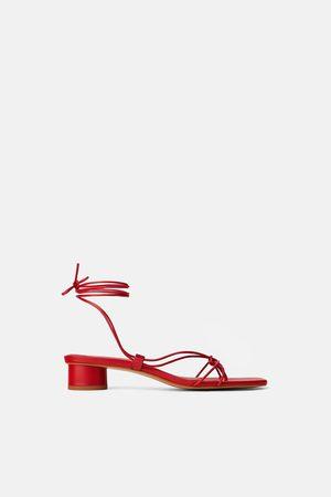 Rojas Zapatos de mujer color verde ¡Compara ahora y compra
