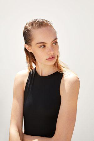 Zara Body cuello halter