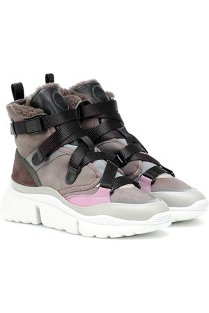 Chloé Mujer Tenis - Exclusive to Mytheresa – Sonnie high-top sneakers