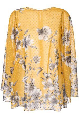 Bambah Top estilo túnica Bridget