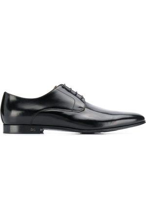 Dolce & Gabbana Zapatos derby con puntera en punta