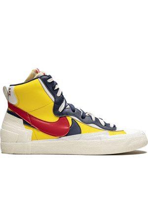 Nike Tenis altos Blazer Mid Sacai x