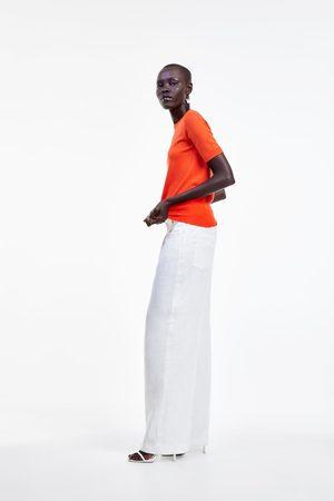 Zara Pantalón ancho
