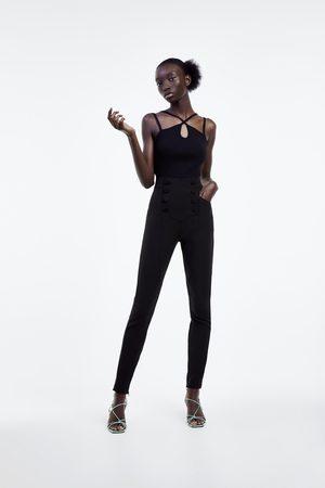 Zara Mujer Tops - Top punto cut out