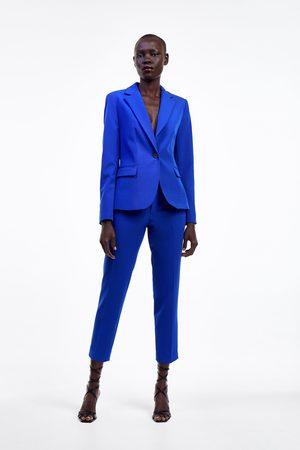 Zara Mujer Sacos - Blazer básica