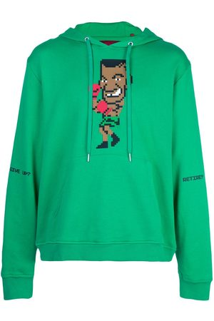 MOSTLY HEARD RARELY SEEN Sudadera con capucha Knock Out