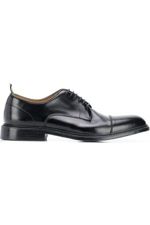 Green george Classic derby shoes