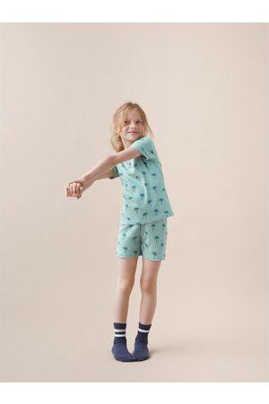 Zara Pijama palmeras