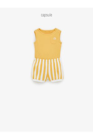 Zara Pack body y bermuda summer