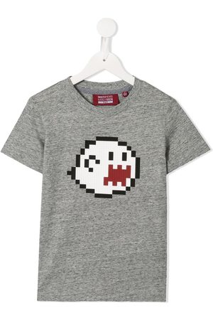 MOSTLY HEARD RARELY SEEN Playera Mini Me Haunting You 8-bit