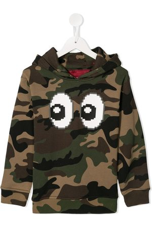 MOSTLY HEARD RARELY SEEN Sudadera con capucha Eyez