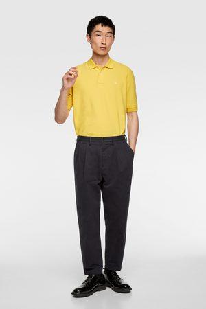 Zara Hombre Polos - Polo básico piqué