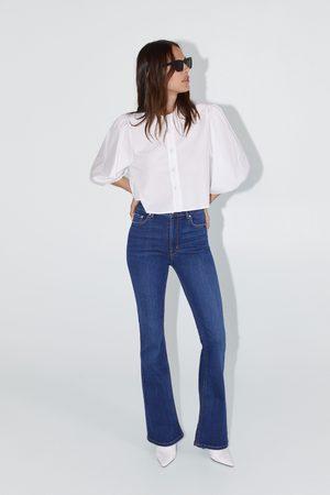 Zara Jeans premium skinny flare