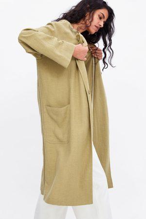 Zara Abrigo oversize