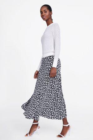 Zara Jersey pointelle