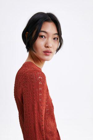 Zara Jersey pointelle limited edition