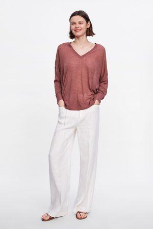 Zara Jersey punto oversize