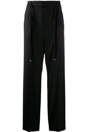 Saint Laurent Pantalones de vestir estilo joggers