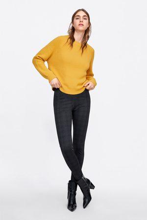 Zara Legging cuadros