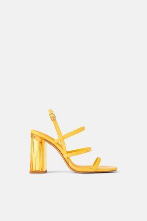 De Y Zapatos ¡compara Mujer Tacón Online Ahora Sandalias Zara SqzVMpU