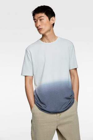 Zara Camiseta tie dye