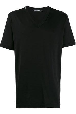 Dolce & Gabbana Playera con cuello en V