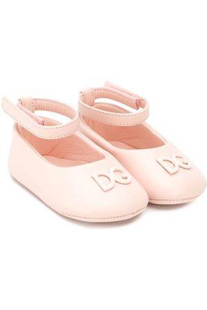 Dolce & Gabbana Bailarinas con correa en el tobillo